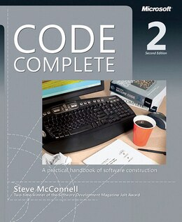 Book Code Complete by Steve Mcconnell