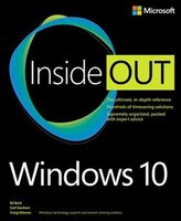 Book Windows 10 Inside Out by Ed Bott