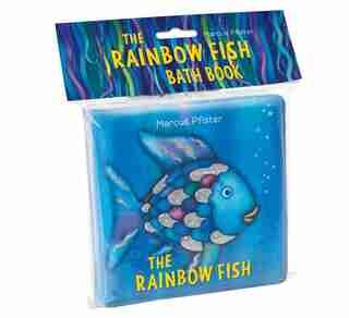 The Rainbow Fish Bath Book by Marcus Pfister