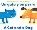 Un Gato y Un Perro: A Cat and a Dog