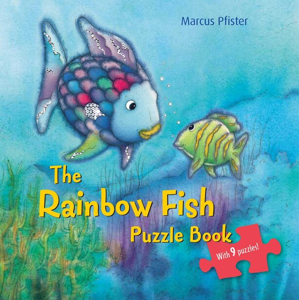 The Rainbow Fish Puzzle Book by Marcus Pfister