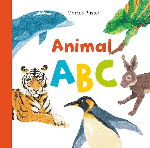 Animal Abc by Marcus Pfister