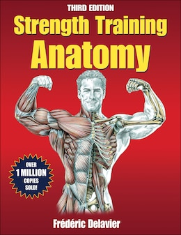 Book Strength Training Anatomy-3rd Edition by Frederic Delavier