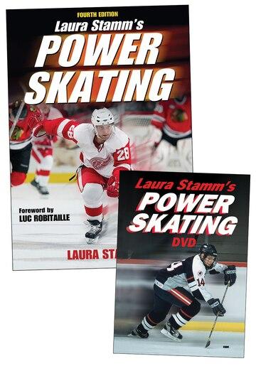 Laura Stamm's Power Skating by Human Kinetics