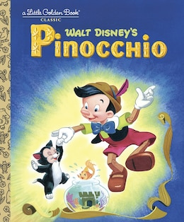 Book Pinocchio (disney Classic) by Steffi Fletcher