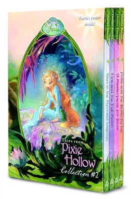 Book Tales From Pixie Hollow #2 4 Copy Box Set by Various