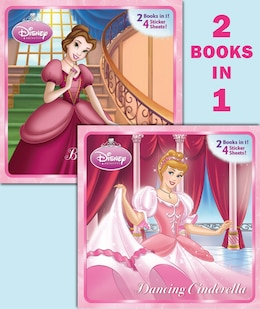 Book Dancing Cinderella/belle Of The Ball (disney Princess) by Rh Disney