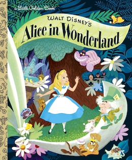 Book Walt Disney's Alice In Wonderland (disney Classic) by Rh Disney