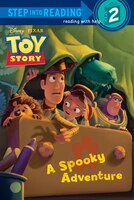 A Spooky Adventure (disney/pixar Toy Story)