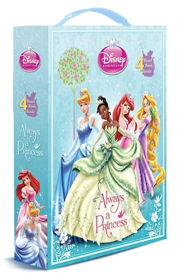 Book Always A Princess (disney Princess) by Andrea Posner-sanchez