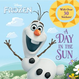 Book A Day In The Sun (disney Frozen) by Frank Berrios
