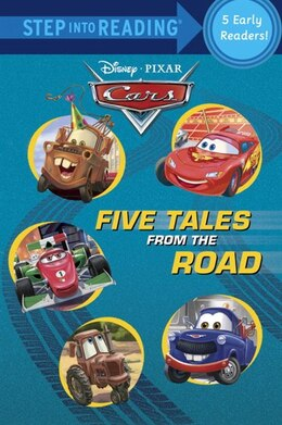 Book Five Tales From The Road (disney/pixar Cars) by Rh Disney