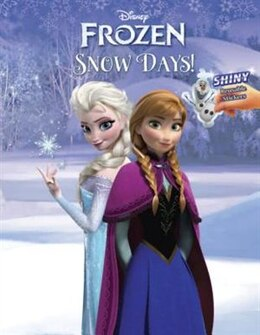 Book Snow Days! (disney Frozen) by Rh Disney