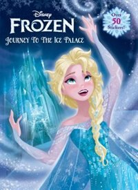 Book Journey To The Ice Palace (disney Frozen) by Rh Disney