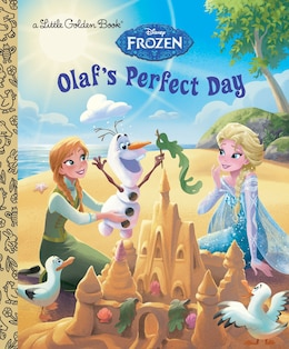 Book Olaf's Perfect Day (disney Frozen) by Jessica Julius
