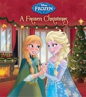 A Frozen Christmas (disney Frozen)