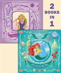 Ariel And The Big Baby/rapunzel Finds A Friend (disney Princess)
