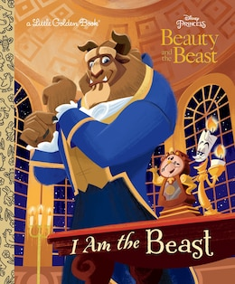 Book I Am The Beast (disney Beauty And The Beast) by Andrea Posner-sanchez