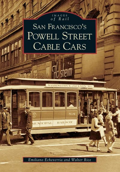 San Francisco's Powell Street Cable Cars by Emiliano Echeverria