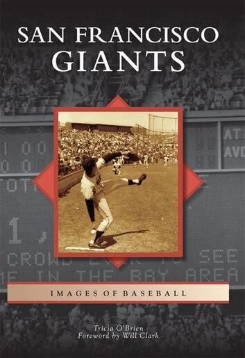 San Francisco Giants by Tricia O' Brien