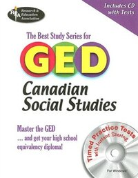 Ged Canadian Social Studies W/Cd-Rom (Rea)