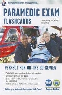 Paramedic Flashcards (book + Online Practice Test)