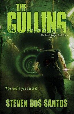 Book The Culling by Santos Steven Dos