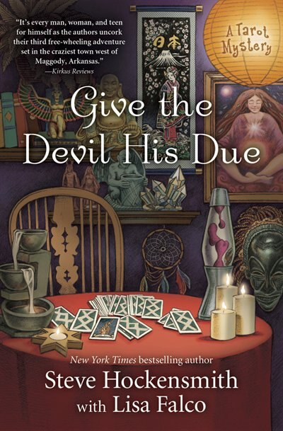 Give The Devil His Due by Steve Hockensmith