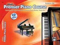 Premier Piano Course Lesson Book, Bk 1a: Book And Cd