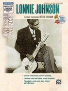 Stefan Grossman's Early Masters Of American Blues Guitar: Lonnie Johnson, Book And Cd
