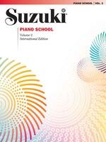 Suzuki Piano School, Vol 2: New International Edition