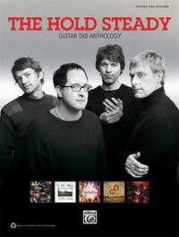 The Hold Steady Guitar Tab Anthology