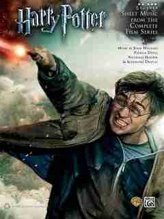 Harry Potter - Sheet Music From The Complete Film Series: Five Finger Piano by John Williams