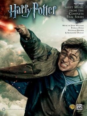 Harry Potter - Sheet Music From The Complete Film Series: Easy Piano by John Williams