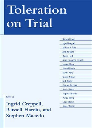 Toleration on Trial de Ingrid Creppell