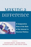 Making a Difference: A Comparative View of the Role of the Internet in Election Politics