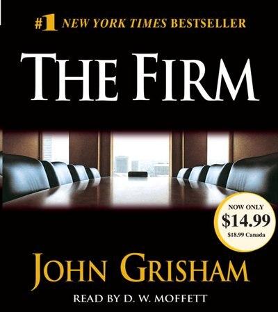 The Firm de John Grisham
