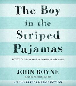Book The Boy in the Striped Pajamas by John Boyne