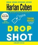 Book Drop Shot by Harlan Coben