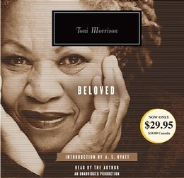 Book Beloved by Toni Morrison