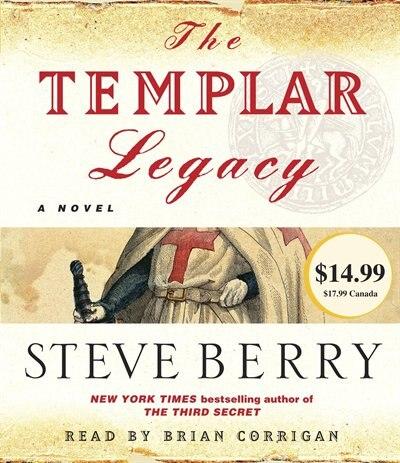The Templar Legacy: A Novel by Steve Berry