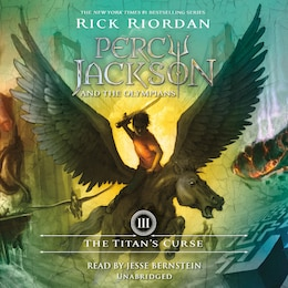 Book The Titan's Curse: Percy Jackson and the Olympians: Book 3 by Rick Riordan