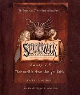 Book The Spiderwick Chronicles: Books 1-5: Book 1: The Field Guide; Book 2: The Seeing Stone; Book 3… by Holly Black
