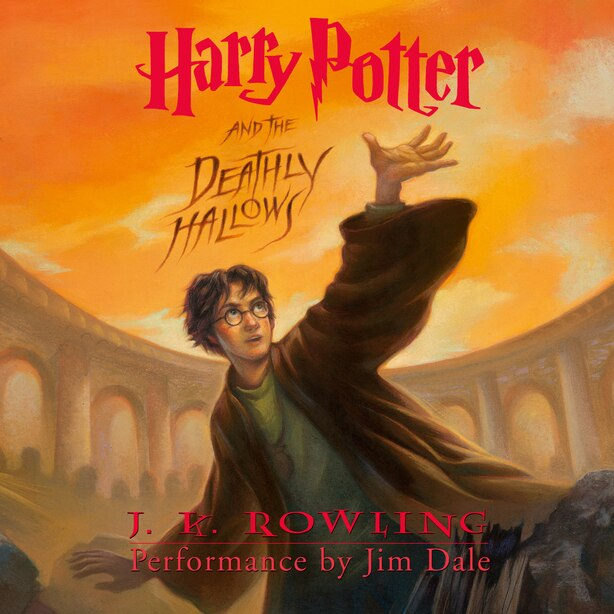 Harry Potter and the Deathly Hallows de J.K. Rowling