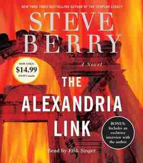 The Alexandria Link: A Novel by Steve Berry
