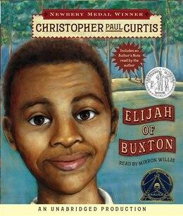 Book Elijah Of Buxton by Christopher Paul Curtis