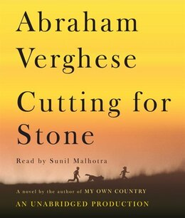Book Cutting For Stone: A Novel by Abraham Verghese