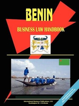 Book Benin Business Law Handbook by .. International Business Publications