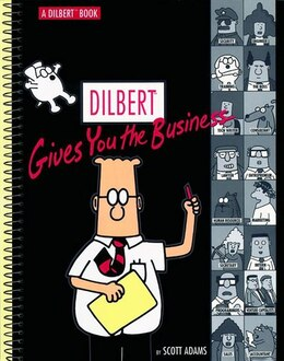Book Dilbert Gives You the Business: A Dilbert Book by Scott Adams