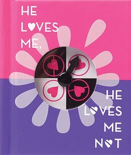 Book He Loves Me, He Loves Me Not by Ariel Books